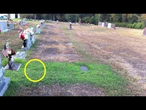 Anne Oğlunun Mezarının Neden Yeşil Olduğunu Anlayamadı Ama Gerçeği Öğrenince Şok Oldu