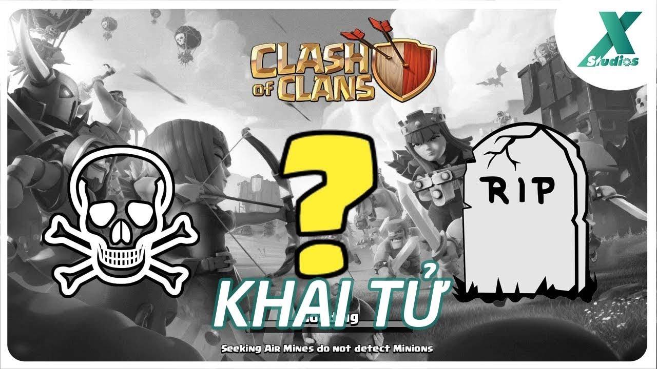 Vì sao Clash of Clan bị khai tử ở Việt Nam?