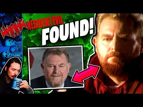 Barry Burton's Resident Evil 1 Actors Found! - Tales From the Internet