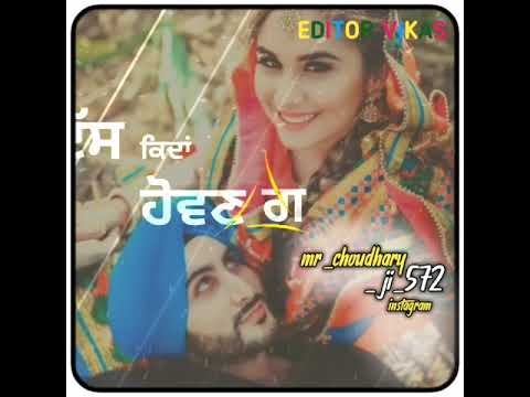 rani-mehlan-di-|-ammy-virk-(ft.-akhil-)-||-new-latest-panjabi-whatsapp-stutas-video