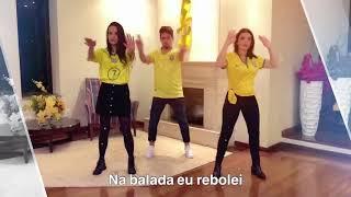 Thalia & Natti Natasha No Me Acuerdo official video