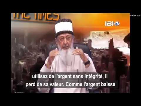 Signs of Times 13 By Sheikh Imran Hosein (French Subtitles)
