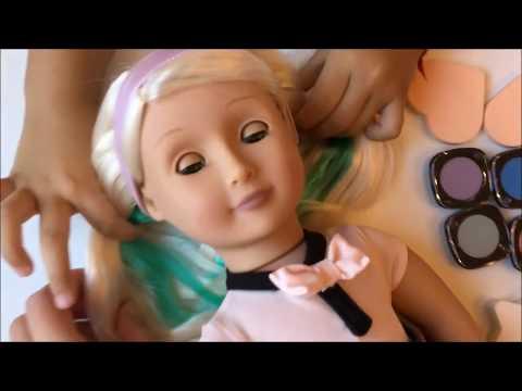 Вопрос: Как помыть куклу American Girl?