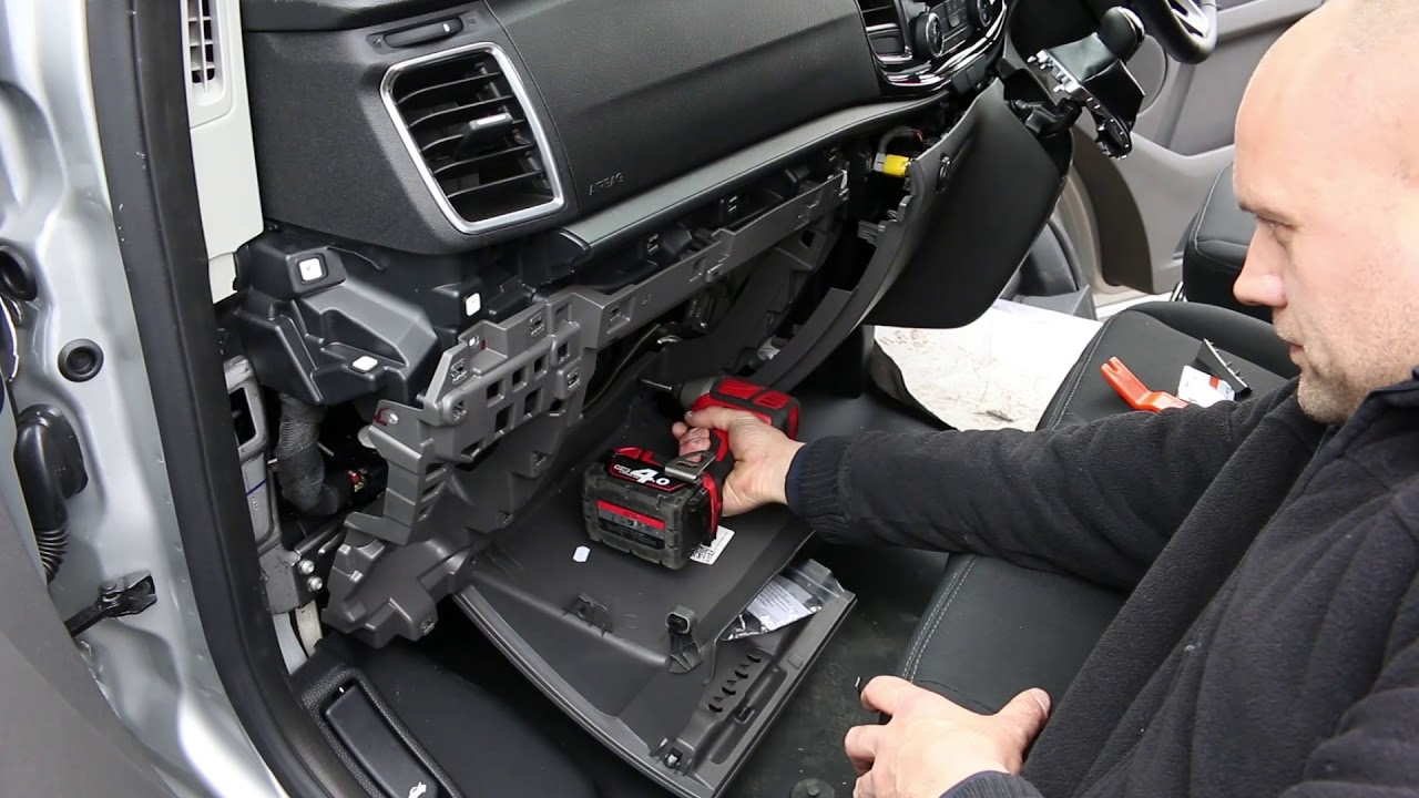 Ford Transit Transit Custom Sync 3 Reverse Camera Plug Play