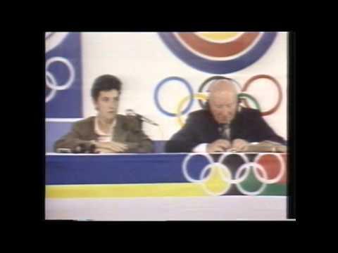 Ben Johnson Seoul Olympics 1988 Drugs Scandal BBC Sport Report