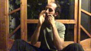 Maultrommel Solo ( Jew Harp Solo ) Martin Brandstetter ( Mischkultur )