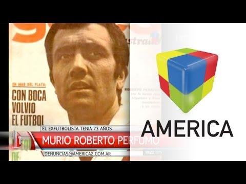 Se fue un grande: murió el ex futbolista Roberto Perfumo