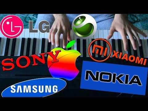 IPhone Nokia Samsung Sony Piano Cover Ringtones #2