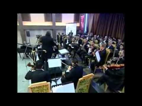 The Iraqi National Symphony Orchestra- Borodin (Prince Igor)- Conductor -Mohammed Amin Ezzat -2014