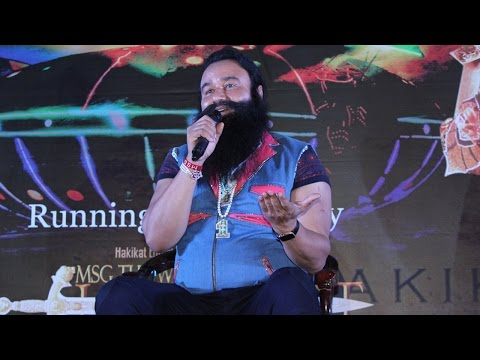 MSG actor Gurmeet Ram Rahim announces film on Surgical Strikes; Watch Video | Filmibeat
