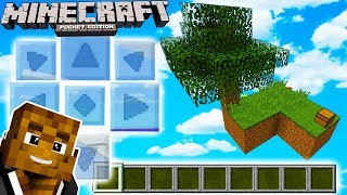 SKYBLOCK SURVIVAL SMP - MINECRAFT POCKET EDITION #1