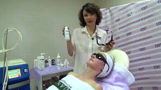 Второй протокол лечения акне и постакне формулами Данне