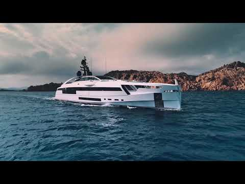 Rossinavi Shipyard - M/Y Aurora 49m Official Video