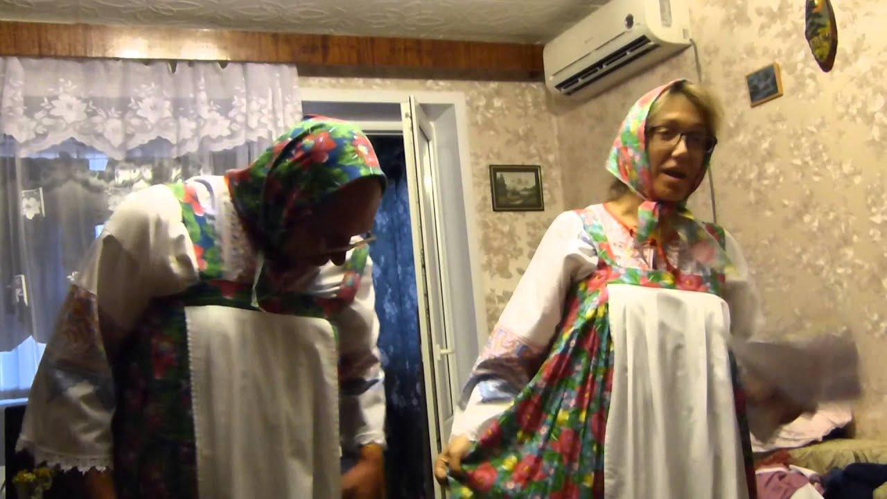 Сценка поздравление с юбилеем от новых русских бабок женщине