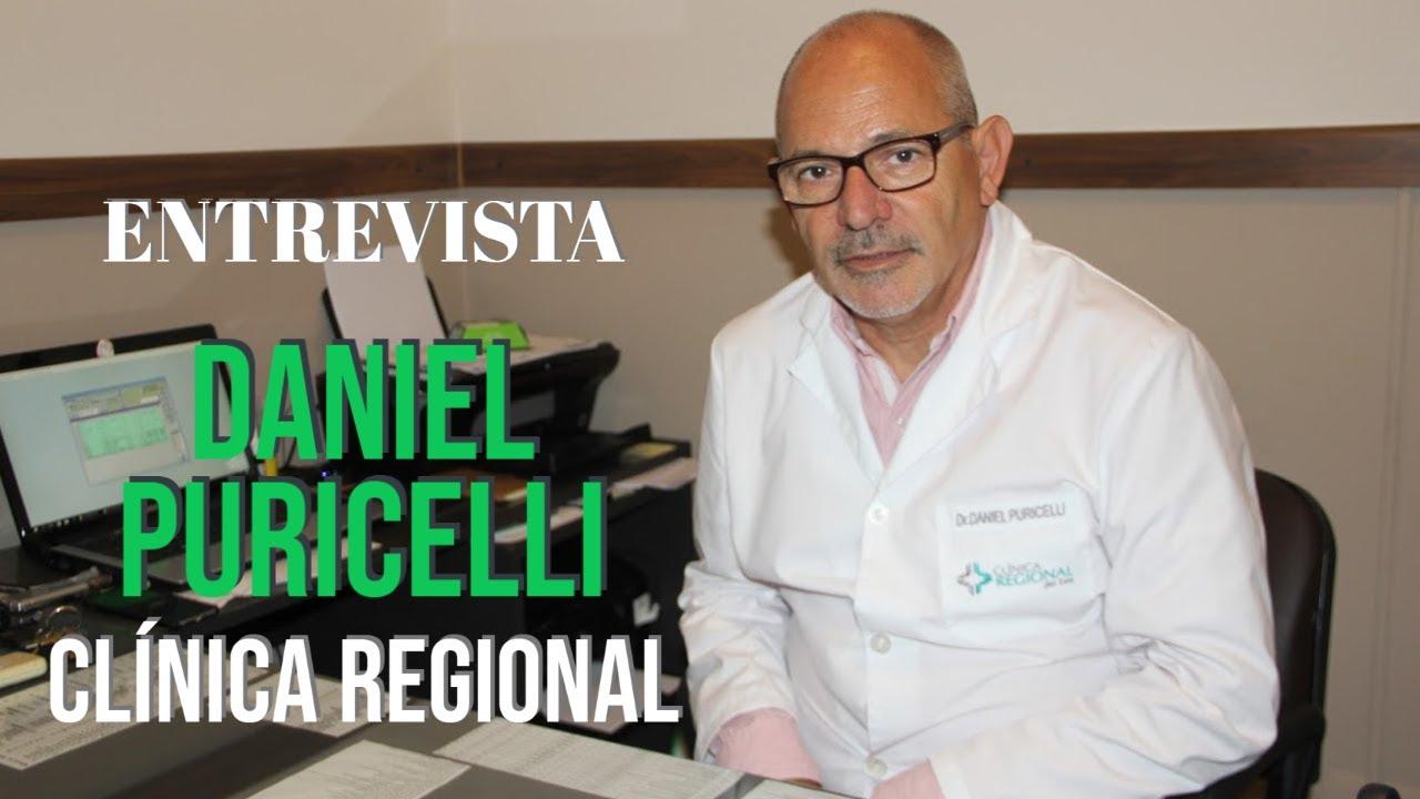 Entrevista Daniel Puricelli, director de la Clínica Regional del Este