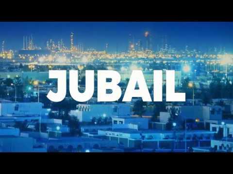 Jubail Industrial City - Enormous Civil Engineering - Bechtel