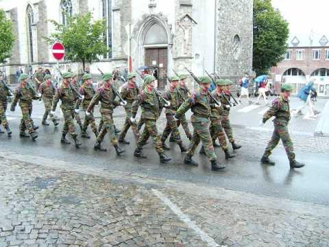 Ardennes Chasseur Regimental March