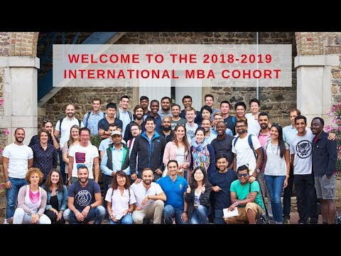 First day of the International MBA, what should you expect?