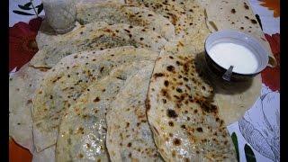 Готовим Кутабы ( Qutab ). Рецепт Кутабы от My Family Channel