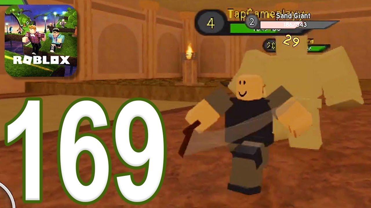 ROBLOX – Gameplay Walkthrough Part 169 – Dungeon Quest (iOS