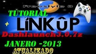 TUTORIAL COMO CONECTAR NA LINK_UP- XBOX.360- RGH ( ATUALIZADO)-01.01.2013.mp4