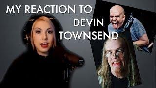 Voice Teacher Reacts to: Devin Townsend!