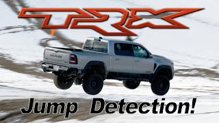 Ram TRX Review - Jump Detection | Everyday Driver