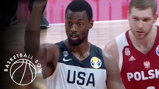 [FIBA World Cup 2019] USA vs Poland, Class Games 7-8 Full Game Highlights, September 14, 2019