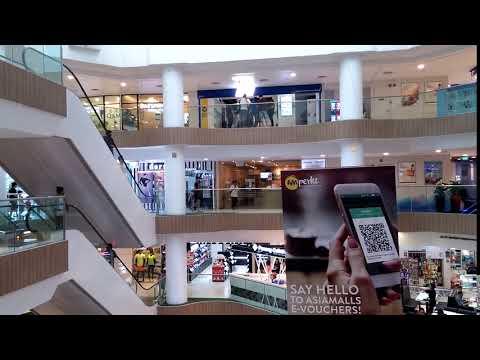 Inside White Sands Shopping Centre, Pasir Ris