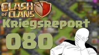 "COC [Kriegsreport #080] ""Mein größter CW FAIL"" 