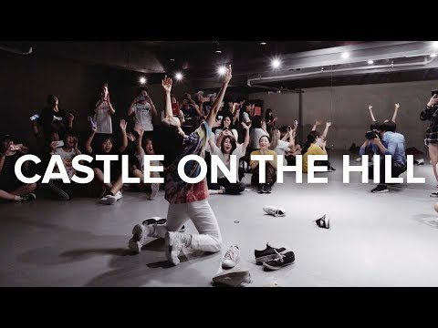 Castle On The Hill (Throttle Remix) - Ed Sheeran / Lia Kim Choreography