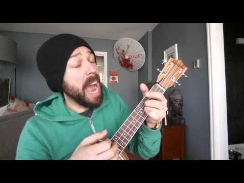Sixteen Tons (Tennessee Ernie Ford Ukulele Cover)