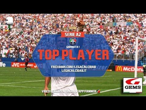 Blue Ice Capitolini 1-1 Futbol Club | Serie A2 Stella Azzurra - 4ª | Top Player - Sestili (BLU)