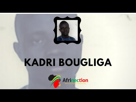 Meet Kadri Bougliga, a Media and Broadcasting specialist from Togo