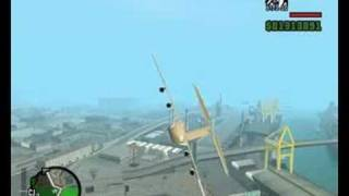 Gta San Andreas Andromada Cheat