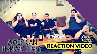 "American Horror Story Reaction Video | My Roanoke Nightmare | ""Chapter 1"" S6E1"