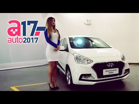 All New Hyundai Grand i10 en el Per Auto 2017