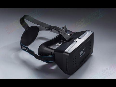 الحلقة 117 : مراجعة شاملة  لـ Ritech 3d Vr   نظارات واقع الإفترضي  