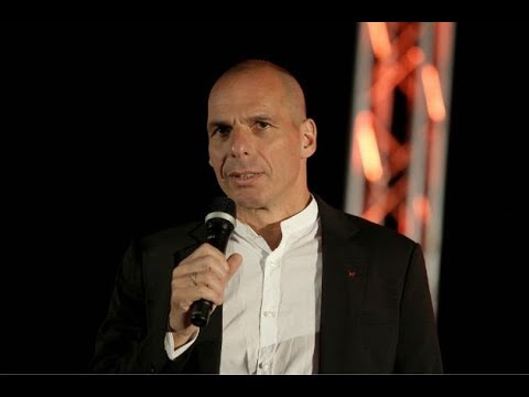 Yanis Varoufakis - The Universal Dividend and Basic Income