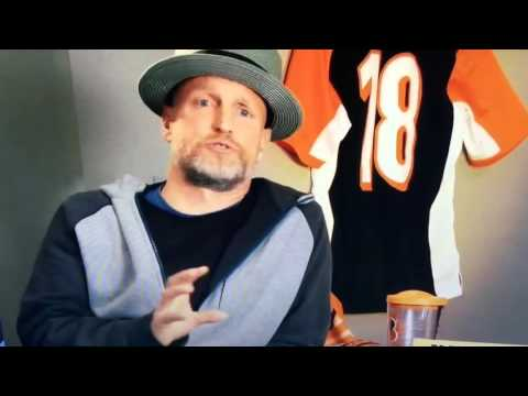 Woody Harrelson on Bengals Fandom