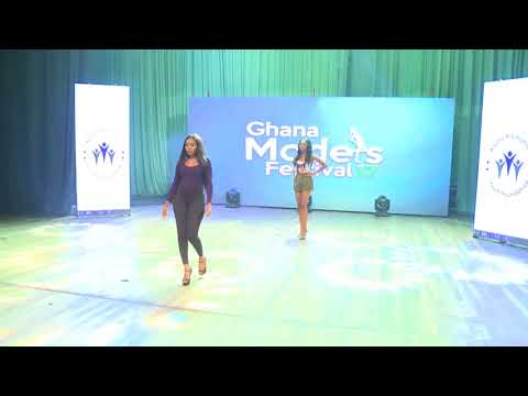 GH TOP MODELS Walk On Ghana Models Festival