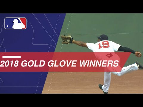 Check out the AL and NL Gold Glove winners
