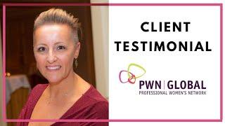 Testimonial: Global Professional Women's Network (PWN)