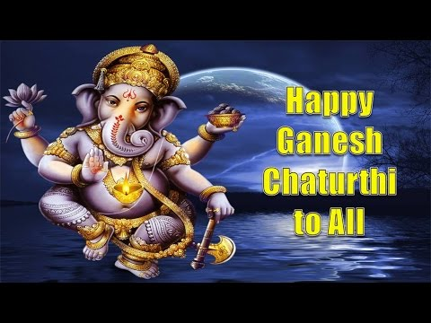 Happy Ganesh chaturthi 2017, Wishes, Whatsapp HD Video download, Images, Quotes, Songs, greetings