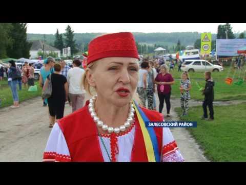 В Залесовском районе праздник национальных культур посетило 5 тысяч человек