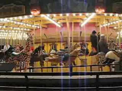 Lincoln Park Zoo Carousel - YouTube
