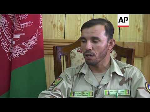 Afghan general bans Pakistani rupee in Kandahar