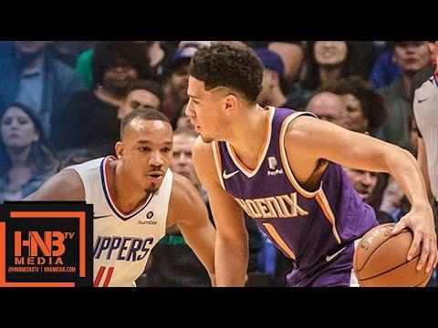 Phoenix Suns vs LA Clippers Full Game Highlights   11.28.2018, NBA Season
