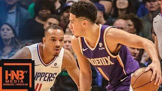 Phoenix Suns vs LA Clippers Full Game Highlights | 11.28.2018, NBA Season