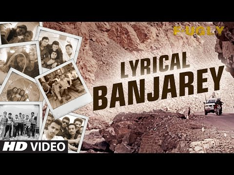 Banjarey Lyrical with our Fans | Fugly | Yo Yo Honey...